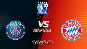 Assistir PSG X Bayern Munique Ao Vivo Online HD - FutPlayHD