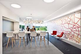 office wall designs. Ideas Modern Office Wall Art Simple Amazing Homeinstitute Red Line Perfect Personalized Chair White Wallpaper Designs