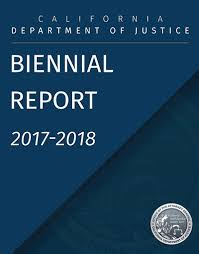 Publications State Of California Department Of Justice