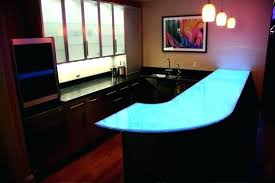 glass bar top lit ed glass bar top ikea glass top bar table