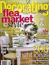 Rustic Country Decorating Magazines Ideas