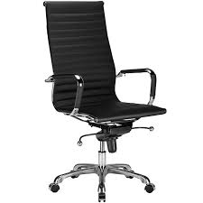 classic office chair. Classic High Back Office Chair Black - EM-182-BLK Classic Office Chair O