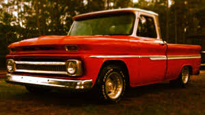 1964 Chevy C10 Engine Reveal! - YouTube