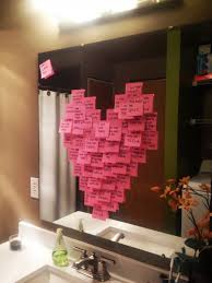 post it love explosion one of 30 last minute diy gifts for your