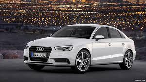 white audi 2015. 2015 audi a3 sedan glacier white front wallpaper r