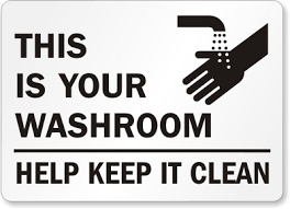 OSHA Notice Signs Freesignagecom Completely Free Printable OSHA Printable Keep Bathroom Clean Signs