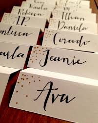 Holiday Placecards Diy Holiday Place Cards To You From Scratch