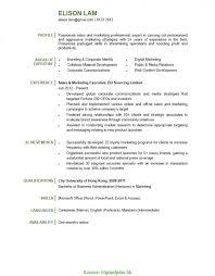 Regular Best Resume For Administrative Position Office Job Resumes