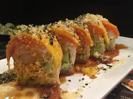 photo of tokyo garden downey ca united states salmon mango roll