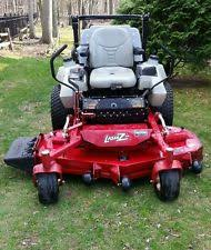 used zero turn mowers exmark zero turn lazer z 60