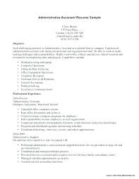 Objectives For Medical Assistant Resumes Resumes For Medical