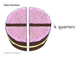 Image result for a quarter cake