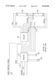 schematic diagram schematic diagram Dual Lite Emergency Ballast Wiring Diagram Bodine Bdl94c Wiring-Diagram