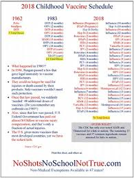 Vaccination Chart For Babies Usa Infant And Child Mortality And The Over Vaccination Schedule