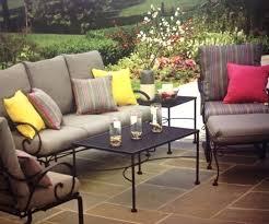 wrought iron patio furniture cushions. Wrought Iron Chair Cushions Absorbing Furniture For Patio Chairs . E