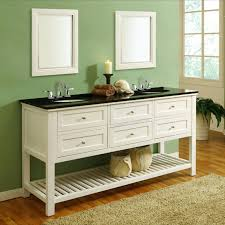 70 inch bathroom vanity inch weathered white mission style double bathroom vanity sink console with black 70 inch bathroom