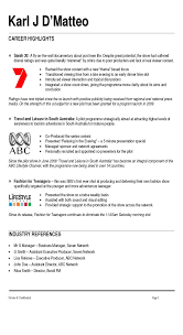 resume format for art director cipanewsletter creative art director resume samples creative director resume