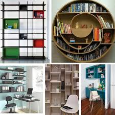 Heres an Assortment of Fun Office Shelving mindful interior design