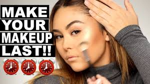 how to make your makeup last all day without getting dry or cakey roxette arisa