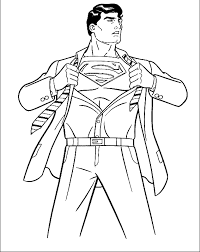 The one and only, the invincible man of steel on a unique selection of great. Superman Coloring Pages