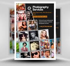 Free Photography Flyer Template 2 Flyerheroes