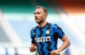 Inter await Christian Eriksen with ...