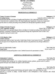 Sample Resume Attorney Career Change Beauteous Resume Career Change