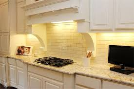 Subway Tile Backsplash Patterns Delectable Pin By Sue Shaw On Backsplash Ideas Yellow Kitchen White Cabinets
