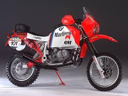 the 1986 hpn bmw paris dakar