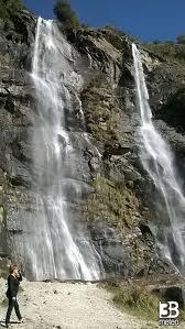 Foto Meteo: Cascate Acquafraggia « 3B Meteo