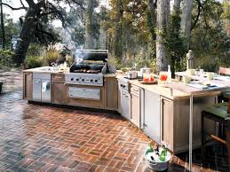 Modular Outdoor Kitchen Units Astounding Modular Outdoor Kitchens Interior Design Feats