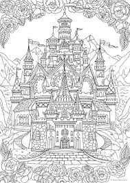 Color * spell shadow spell in nimbus. 4 Disney Castle Coloring Page Coworksheets