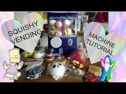 How To Make A Squishy Vending Machine Gorgeous SQUISHY VENDING MACHINE TUTORIAL L INFINITY GIRLS YouTube