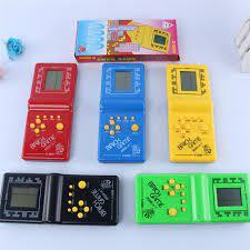 Máy chơi game cổ điển cầm tay brick game vui nhộn - Sắp xếp theo liên quan  sản phẩm