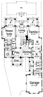 bungalow house plans bedrooms no garage small with basement in walkout philippines setting 002