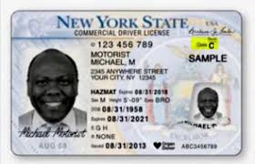 The View Commercial Id News Requirements For Drivers Federal New York Black Amsterdam