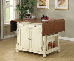 Kitchen Island Table Sets Magnificent Square White Teak Wood Kitchen Island Cart Oak Wood