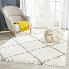 kmart rugs white