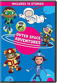 PBS Kids: Outer Space Adventures: n/a: Movies & TV - Amazon.com