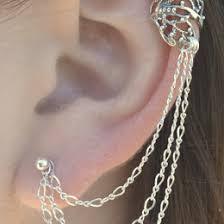 Dream Catcher Helix Earring Helix Cartilage Bar Earring Ear Piercing 100g Dream zearrings 78