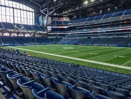 Lucas Oil Stadium Section 136 Seat Views Seatgeek