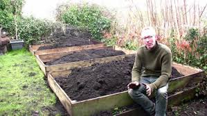 how to make a raised vegetable garden. Raised Vegetable Garden Pallets February On Peters Plot The Easiest Way To Build Beds Bed How Make A