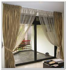 awesome sliding glass door curtains with regard to and ds remodel 16