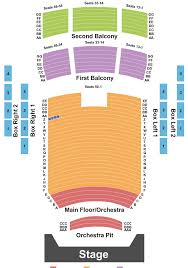 Civic Theater Seating Chart Baby Shark Live Tickets Peoria Tickets Org
