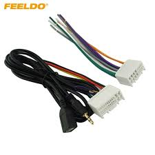 car radio wiring harness adapters circuit wiring and diagram hub \u2022 car stereo wiring harness diagram car audio cd stereo wiring harness adapter with usb aux 3 5mm plug rh aliexpress com car radio wire harness adapter jvc car stereo wiring harness adapter