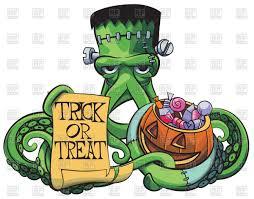 Best Free Clip Art Halloween Frankenstein Brains Clipart