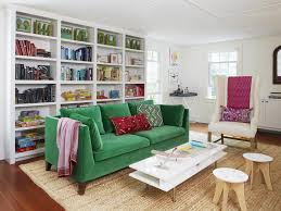 Make A White Living Room Chic U0026 UniqueGreen And White Living Room Ideas