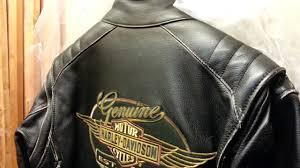 harley davidson cologne jacket