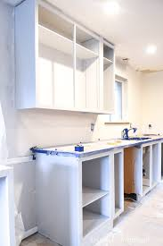 Painting Kitchen Cabinets Houseful Of Handmade