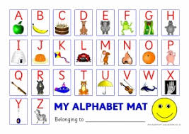 Upper And Lowercase Abc Chart Ks1 Alphabet Strips And Tabletop Alphabet Lines Sparklebox